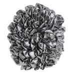 Sophie Perna decorativa, Textil, Argintiu