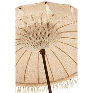 Sun Umbrela soare, Textil, Bej