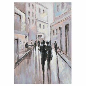 Urban Tablou, Canvas, Multicolor