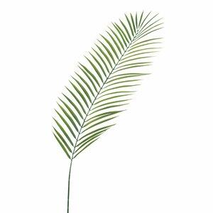 Verry Frunza decorativa, Plastic, Verde