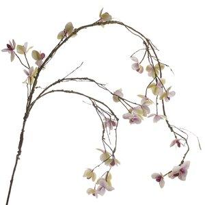 Viviana Floare artificiala, Plastic, Alb
