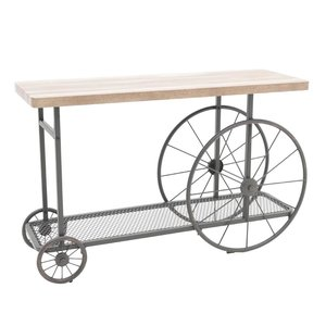 Wheels Consola, Metal, Maro