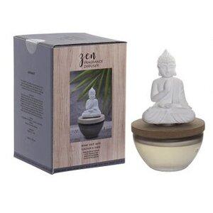 Zeno Difuzor cu uleiuri esentiale, Ceramica, Transparent