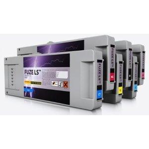 Cerneala Bordeaux low solvent Fuse Eco LS compatibil HP