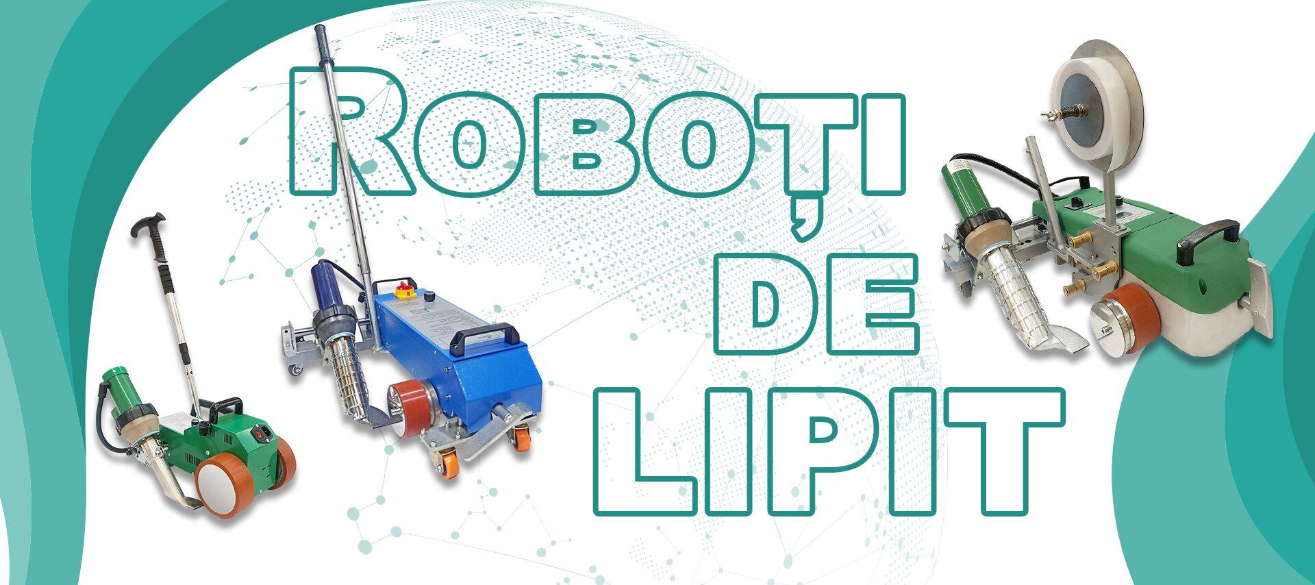 Roboti de lipit