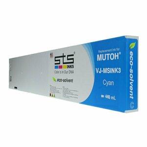 Cerneală STS Eco, compatibil Mutoh, cartuș 440mL