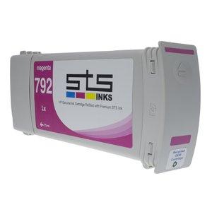 Cerneală STS latex 792, cartuș 775ml, compatibil  HP DesignJet L26500 | DesignJet L28500 | DesignJet LX260 | DesignJet LX280 Magenta