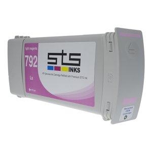 Cerneală STS latex 792, cartuș 775ml, compatibil  HP DesignJet L26500 | DesignJet L28500 | DesignJet LX260 | DesignJet LX280 Light Magenta