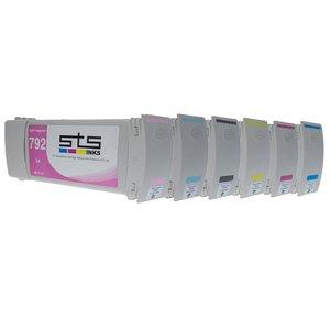 Cerneală STS latex 792, cartuș 775ml, compatibil  HP DesignJet L26500 | DesignJet L28500 | DesignJet LX260 | DesignJet LX280