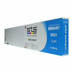 Cerneală STS Mild-Solvent, cartuș 440 mL, compatibil Mimaki SS21