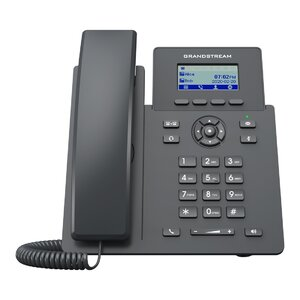 GRP2601P Grandstream telefon IP 2 linii HD cu ecran color 2,21 LCD
