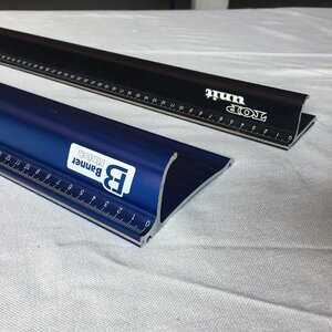 Riglă STANDARD din aluminiu cu protecție