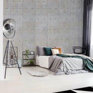 Tapet Ritrama Deco-Wall 223 microni, alb piatră dură, polimeric, adeziv permanent, spate alb