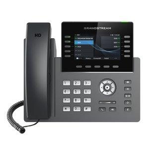 GRP2615 Grandstream telefon IP 10 linii SIP, ecran LCD 4,3 inch color