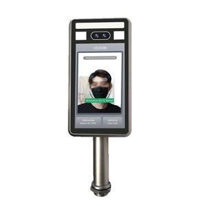 Terminal de măsurare a temperaturii | recunoaștere facială | semnalizare digitală