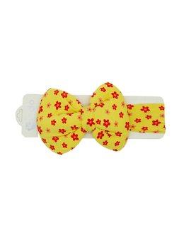 Bentita galben cu floricele 3-12 luni