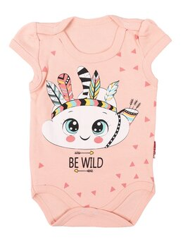 Body BE WILD coral
