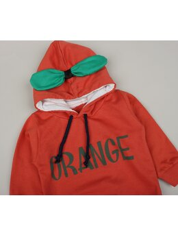 Body hanorac ORANGE