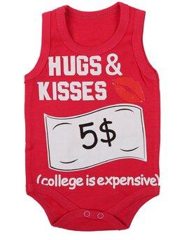 Body Hugs & Kisses 5$ model ciclam