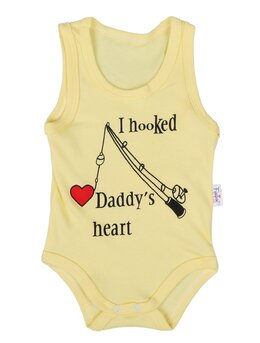 Body I hooked daddy's  galben