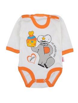 Body ml elefant CHEF portocaliu