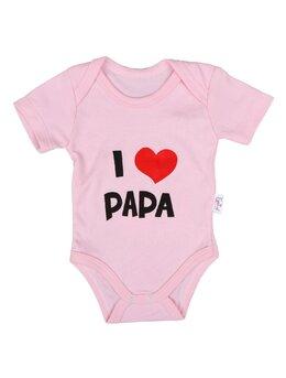Body ms I LOVE PAPA roz