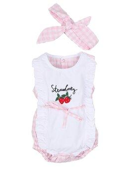Body+bentita Strawberry roz
