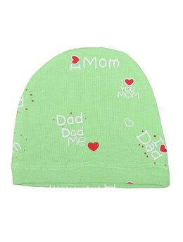 Fes I love Dad Mom verde