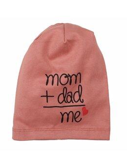 Fes unii Mom+dad=me model caramiziu
