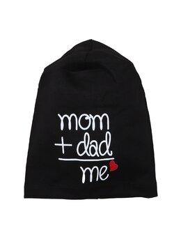 Fes unii Mom+dad=me model negru