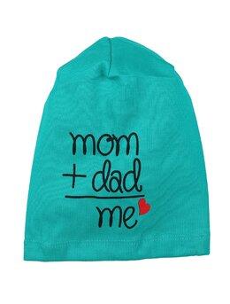 Fes unii Mom+dad=me model verde