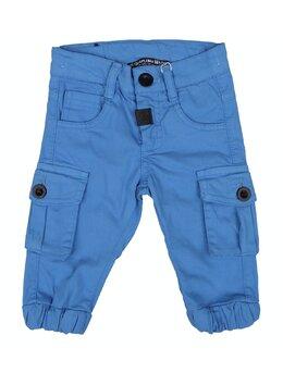 Pantaloni cargo albastru