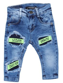 Pantaloni de blug CRAZY BOY