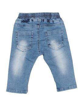 Pantaloni de blug dungi verzi