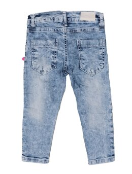 Pantaloni de blug paiete
