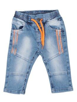 Pantaloni de blug Sara portocaliu