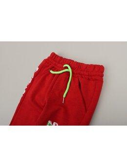 Pantaloni de trening NYC boy rosu