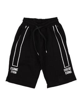 Pantaloni scurti CREAT negru