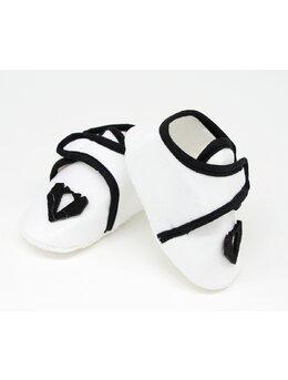 Papucei bebelusi stil adidas model 65