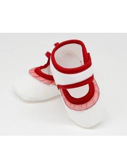 Papucei bebelusi stil adidas model 74