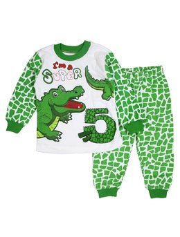 Pijama crocodil