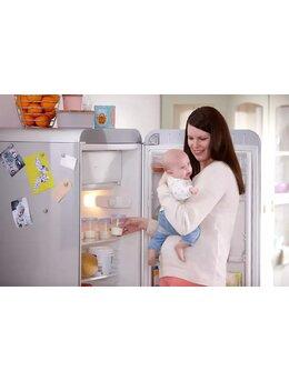 Recipiente pentru stocarea laptelui Philips-AVENTSCF618/10