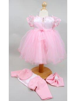 Rochita botez Geo roz