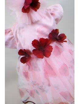 Rochita botez Teodora roz 1