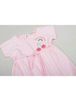 Rochița cireșele model roz