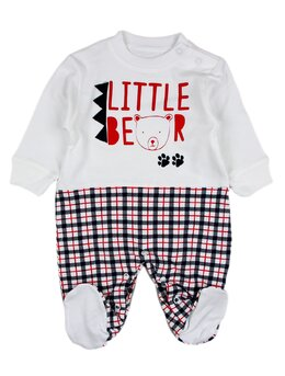 Salopeta Little bear negru