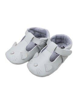 Sandale animăluț model gri