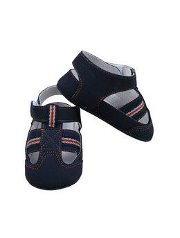 Sandale baietei model negru