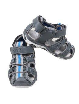 Sandale little sport gri