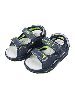 Sandale Sport boy gri inchis